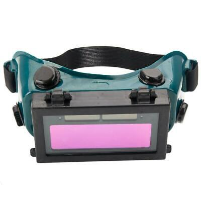 Solar Power Auto Darkening Welding Mask Helmet Eyes Protect Welder Glasses Arc