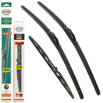 "Mini Mini (F55) 2013-on HEYNER wiper blades HYBRID+CLASSIC 18""19""10"""