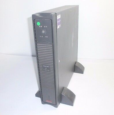 Apc Sc 1000 Sc1000I 1000Va Ups Battery Back Up 4 X C13 Batteries Not Included
