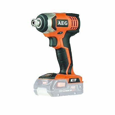 AEG 18V Cordless Compact Impact Driver - Skin Only BRAND NEW Drill Wrench