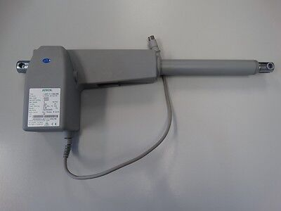 Hiwin Integrated Motor Lead Screw Actuator 6000N 300mm stroke LAH1-1-1-300-24E