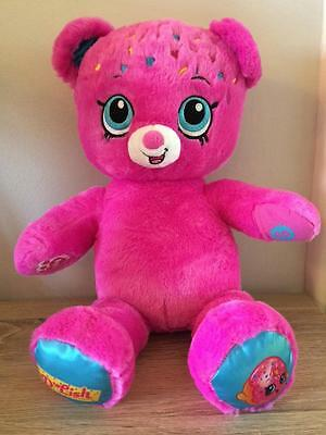 Build A Bear Factory Limted Edition Shopkins D'lish Donut Bear Bnwot