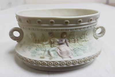 Lladro Miniature Collections Twin Handled Centre Piece Bowl #5268