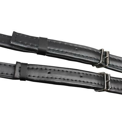 Thick Padded Leather Accordion Shoulder Straps for Professional Accordion