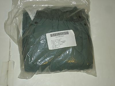military surplus LINER FLYER'S TROUSERS LARGE  NEW