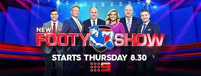 Afl Footy Show Tickets
