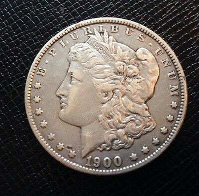 1900 United States Of America Silver One Dollar Coin
