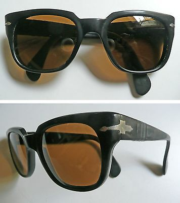 Persol Ratti 52 occhiali da sole in celluloide vintage sunglasses 1960s
