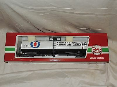 LGB G scale 43870 Diamond Shamrock Chemical Company tank car