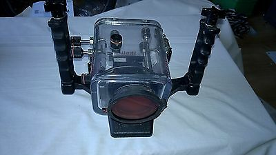 Ikelite 6038 Underwater Video Camera Housing - Sony Range of Digital Camcorders