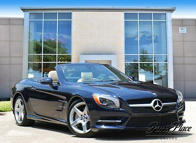 2015 Mercedes-Benz SL-Class Base Convertible 2-Door 2015 Convertible Used Twin Turbo Premium Unleaded V-6 3.0 L/183 Automatic RWD