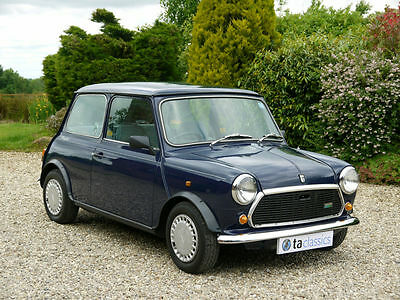 1986 Austin Mini Mayfair. Only 53,000 Miles. Last Owner for 28 Years