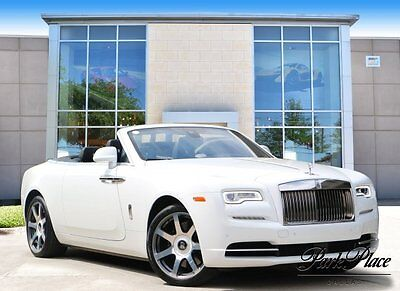 2017 Rolls-Royce Dawn  2017 Convertible Used Twin Turbo Premium Unleaded V-12 6.6 L/402 Automatic RWD