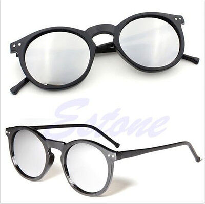 Women's Mens Retro Vintage Outdoor Mirror Sunglasses Eye Glasses Eyewear New88
