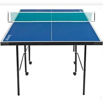 Slazenger Junior 3/4 Size Indoor Table Tennis Table.** BOXED ** RRP £99 **