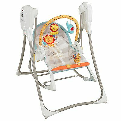 Fisher-Price 3-in-1 Swing n Rocker