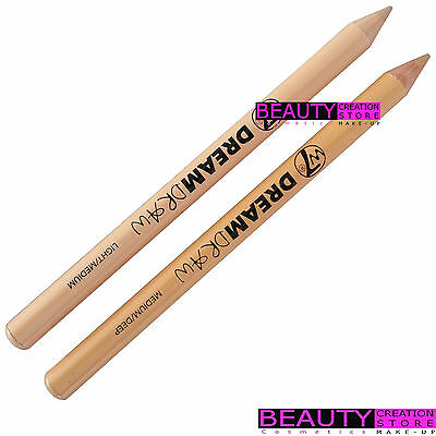 W7 Dream Draw 3in1 Corrector Conceals Blemishes Pencil CHOOSE SHADE W7024