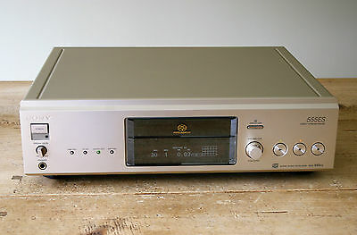 Stunning Sony SCD-555ES CD Player - Vacuum State Level 6+ Upgrade Chevin Audio