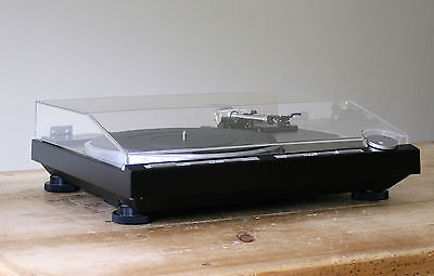 Superb Pioneer PL-L1000 Linear Tracking Direct Drive Turntable + Ortofon 520MkII