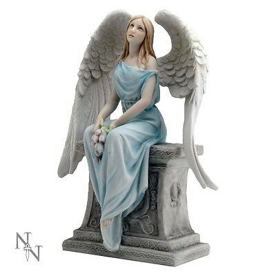 Nemesis Now Willow Hall Angel - Peaceful Rest - 27cm - G0733C4 - New