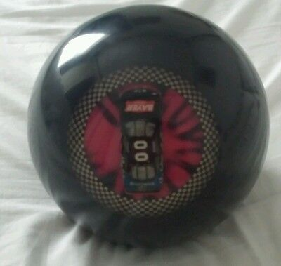 Brunswick racing bowling ball