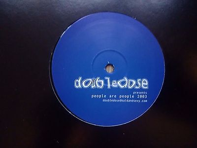 Depeche Mode ‎– People Are People 2003 : Double Dose 12""