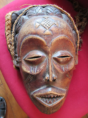 Masque Ancien - African Tribal Art
