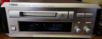 Yamaha MDX-E100 PIANOCRAFT Minidisc Deck Player/Recorder Hi-Fi Stereo Separate