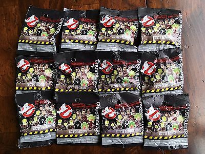 Ghostbusters Collectible Ecto Minis 12 Packs -Glow in The Dark