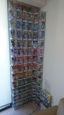 Complete 83 sealed amiibo master set collection different toys,new,nintendo,cib