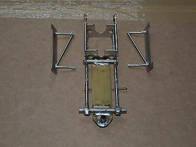 cox dan gurney harvest ford slot car chassis 1/24th scale