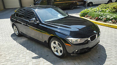 2014 BMW 3-Series 320I XDRIVE 7K MILES,SUNROOF,HEATED,BLUETOOTH 2014 BMW 320I XDRIVE ,ONLY 7K MILES,SUNROOF,HEATED,BLACK/BLACK,4WD,LIKE NEW! $$$