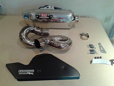 YOSHIMURA end can for Fireblade 1000RR 2011 with link pipe