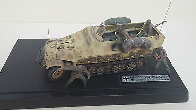 forces of valor  1:32 Rare German Hanomag Normandy 1944