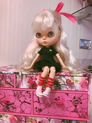 """❤️ OOAK Blythe Doll With Jointed Body """"Lucy"""""""