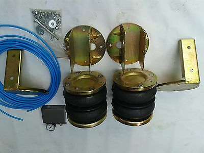 Ford Transit Single Wheel Rwd Air Suspension Kit