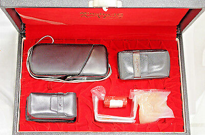 Vintage Minolta 16 MG Spy Camera, Accessories & Case Nice!