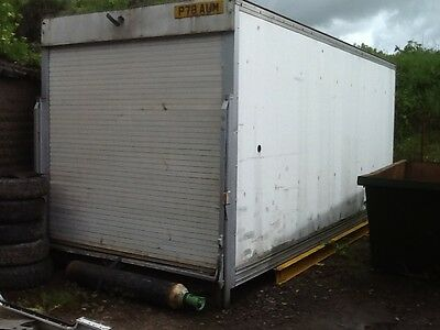 Lorry Back Horse Field Shelter Storage Container