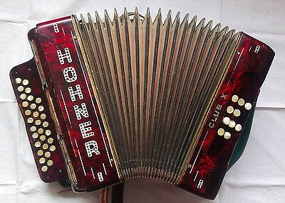 Accordion Hohner Club Х