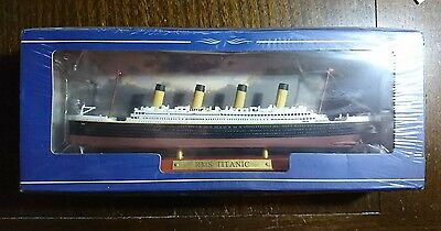 Atlas Editions. - Rms Titanic - 7572001 - 2017 - New- Mint!!. - Sealed In Box!!.