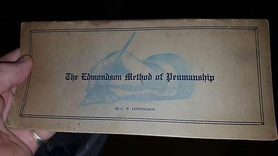 antique Pennmanship guide