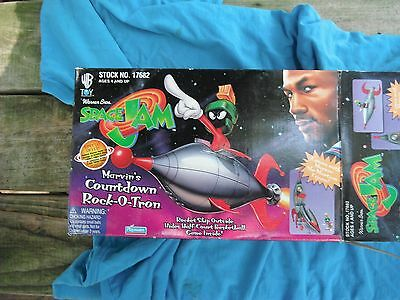 Marvin the Martian, Marvin's Countdown Rock-O-Tron