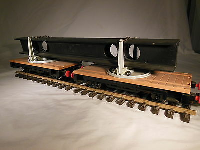 G Scale Girder Car lgb playmobile