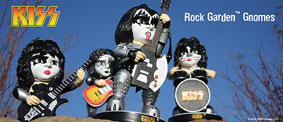 Kiss Series 3 Garden Gnomes; Only Set in Designed Box!