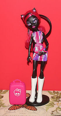 Monster High Catty Noir Ghoulebrities In London