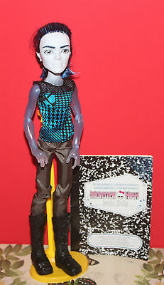 Monster High Doll Invisi Billy