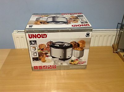UNOLD Backmeister 8695 Bread Maker Machine