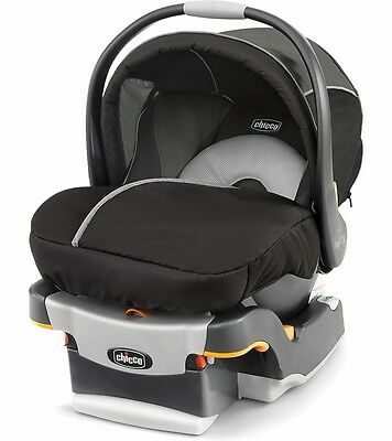 Chicco KeyFit 30 Magic Infant Car Seat & Base, Coal Brand New!! Free Shipping!!