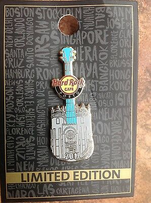 Hard Rock Cafe Porto 2017 Cathedral Pin