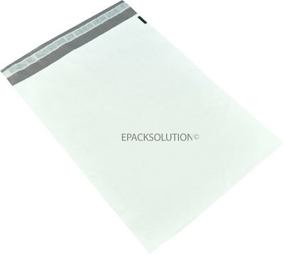 100 POLY MAILERS 12x15.5 SELF SEALING SHIPPING ENVELOPES BAGS EPS BRAND 2MIL